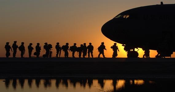 ציוד צבאי